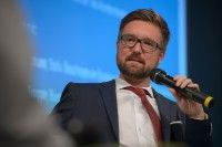 Ulrich Kühn (Institut für Friedensforschung und Sicherheitspolitik Hamburg (IFSH)) Foto: Stephan Röhl