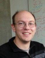 Roland Haas forscht am Albert-Einstein-Institut nach Gravitationswellen