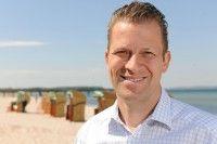 """David Depenau, Stellvertretender Vorsitzender des Vereins """"Beltoffen"""""""