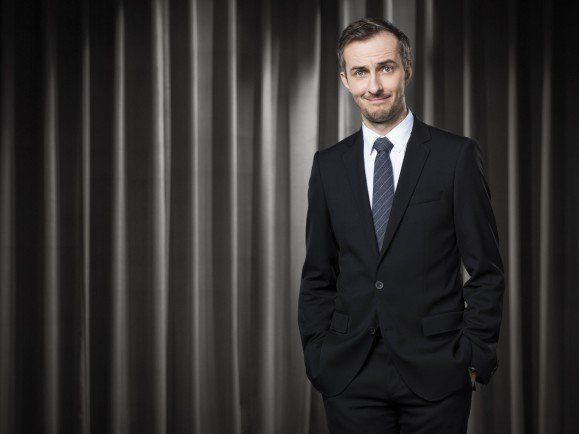 Böhmermann witzelt über Johannes B. Kerner