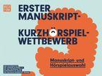 Manuskript-Kurzhoerspiel-Wettbewerb