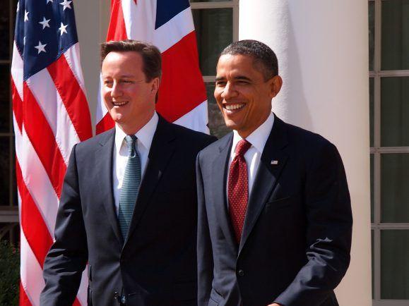 Bislang hatten Obama und Cameron eine enge Handelsbeziehung. Wird der Brexit das ändern?