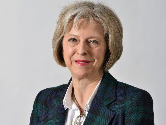 Die neue britische Premierministerin Theresa May.