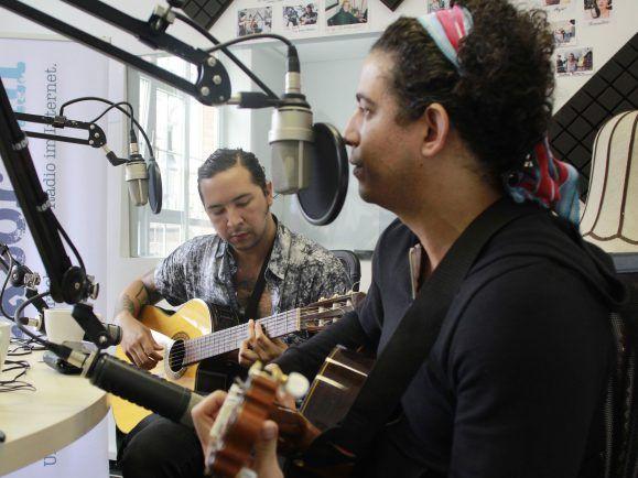 Gabriel Sullivan und Brian Lopez von Xixa. Foto: detektor.fm