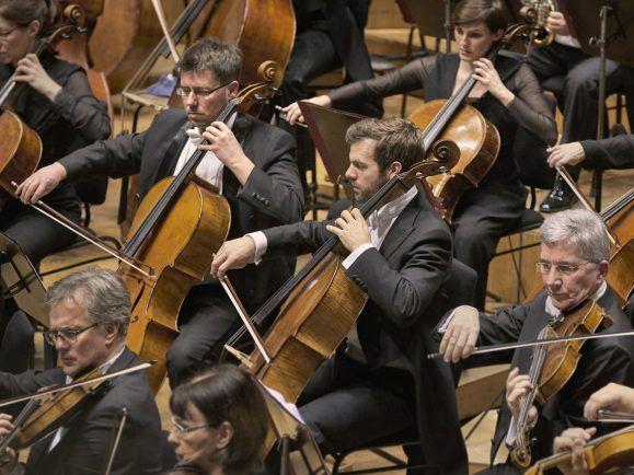 Seit 1916 regelmäßig auf Tour: das Gewandhausorchester.
