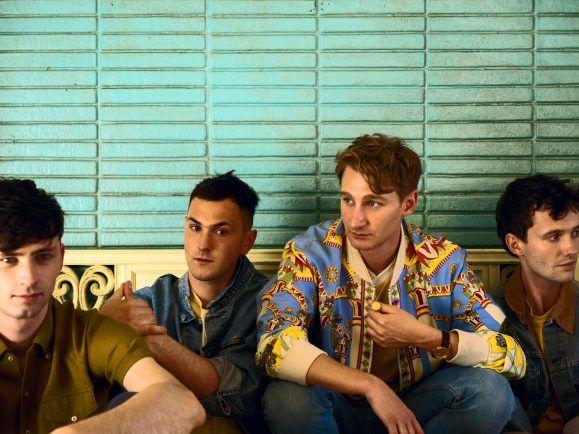 Glass Animals haben sich für ihr neues Album von Lebensgeschichten inspirieren lassen. Foto: PR
