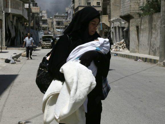 Der sogenannte Islamische Staat verliert mehr und mehr an Territorium.