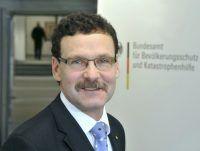 Christoph Unger  Präsident des Bundesamtes für Bevölkerungsschutz und Katastrophenhilfe  Bonn, 08.03.2012