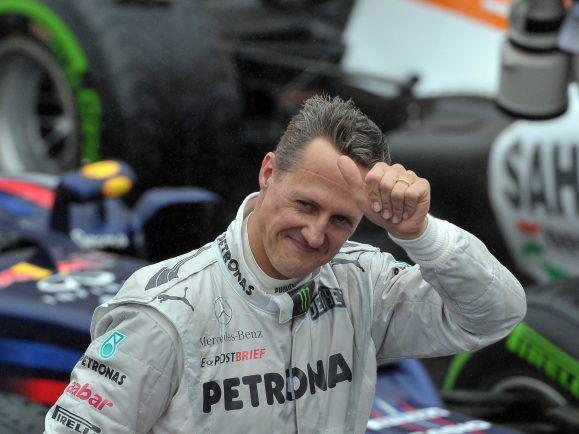 Michael Schumacher ist einer der größten Rennfahrer der Formel-1-Geschichte.