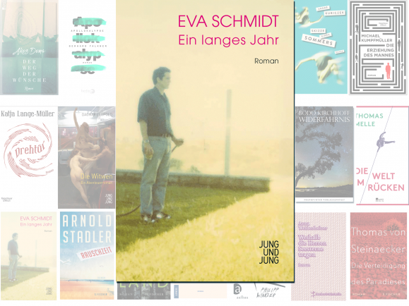 """Eva Schmidt """"Ein langes Jahr"""""""