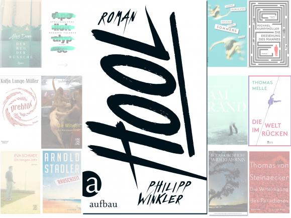 """Philipp Winkler steht mit seinem Roman """"Hool"""" auf der Longlist des Deutschen Buchpreises 2016. Die Leseprobe dazu hat detektor.fm vertont."""