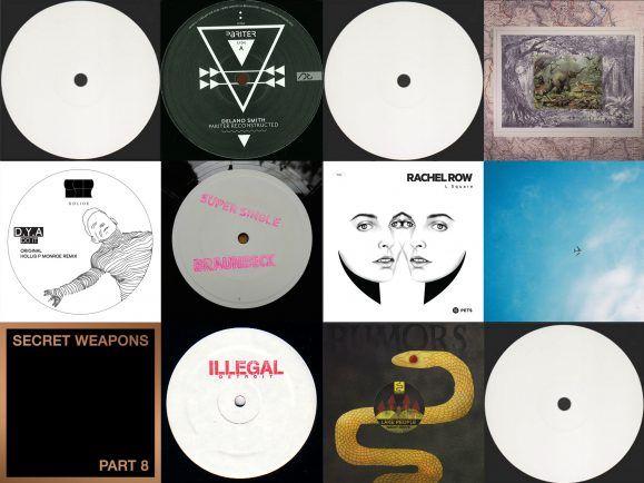 Von Pets Recordings bis Innervisions: Braunbeck im Mix.  (Collage: detektor.fm)