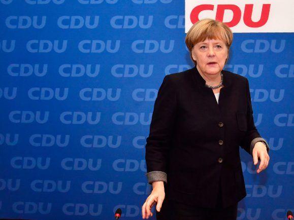 Angela Merkel. Die Kanzlerin will es noch mal wissen.
