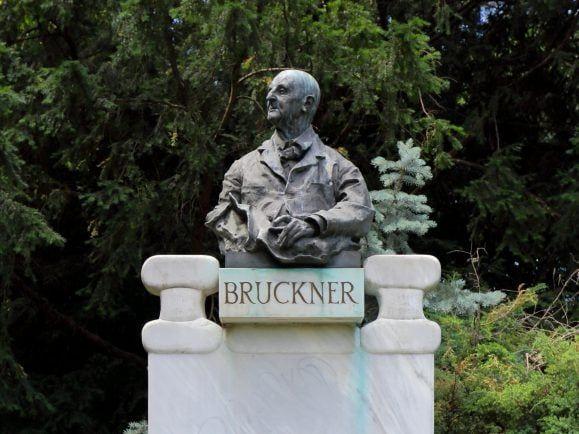 Anton Bruckner-Denkmal in Wien. Foto: Bwag/Wikimedia/CC BY-SA 4.0