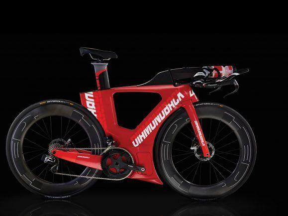 Triathlon-Räder