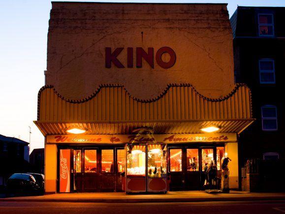 Auch beim Filmfestival DOK Leipzig wird KINO noch großgeschrieben.