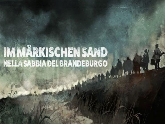 """Die Webdokumentation """"Im Märkischen Sand"""" will die Erinnerung an ein fast vergessenes Massaker auffrischen."""