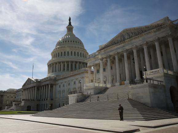 In beiden Kongress-Kammern wird gewählt.