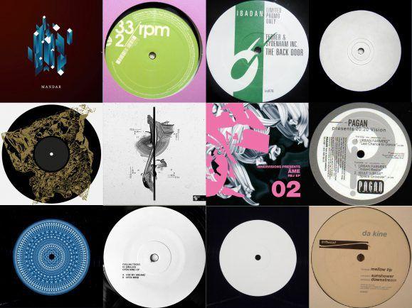 Von Âme bis Dennis Ferrer: Thomas Stieler im Mix. Collage: detektor.fm