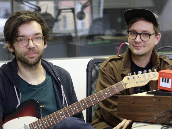 Soundfrickler Joasihno im Studio. Foto: detektor.fm