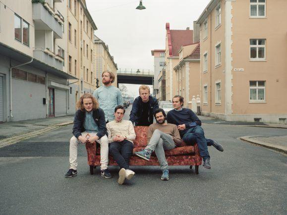 Kakkmaddafakka sind wieder auf Tour. Foto:  Linn Heidi