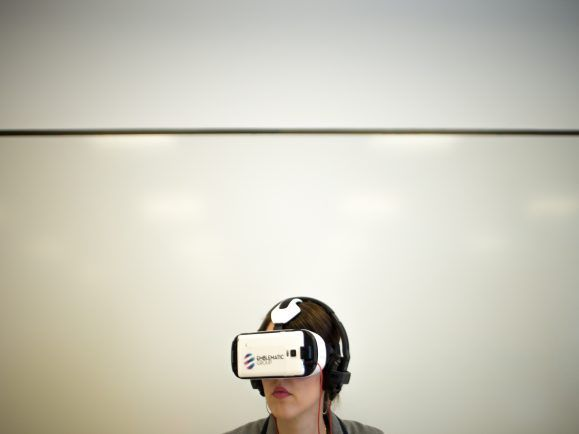 Virtuelle Kunst