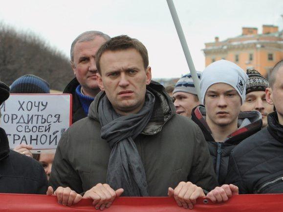 Alexej Nawalny sorgt für Hoffnung, aber auch Verunsicherung. Foto: Olga Maltseva | Afp