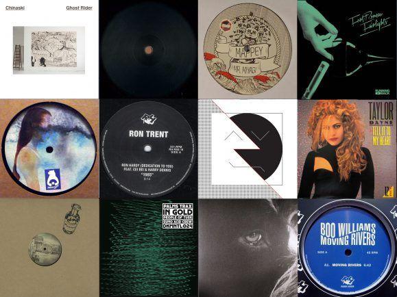 Von Ron Trent bis Taylor Dayne: Pandaro im Mix. Collage: detektor.fm