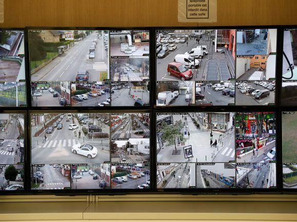 Intelligente Videoüberwachung