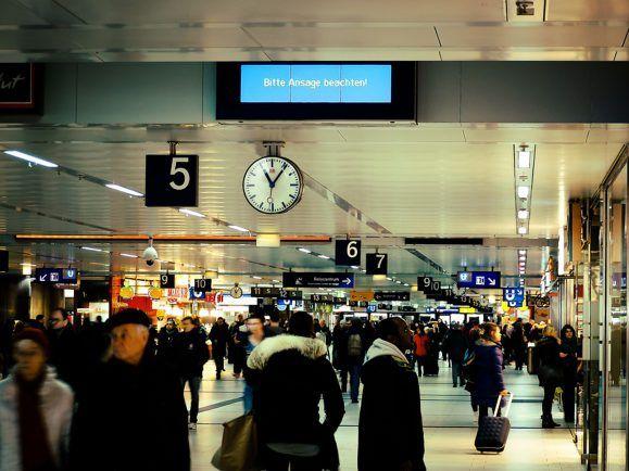 Deutsche Bahn Pünktlichkeit