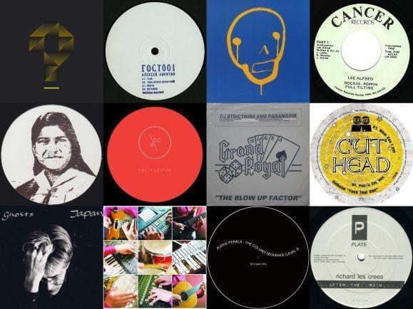 Genregrenzen gibt es für Cuthead nicht, wie die Track-Auswahl für seinen MiXery-Plattenkoffer-Mix zeigt. Collage: detektor.fm