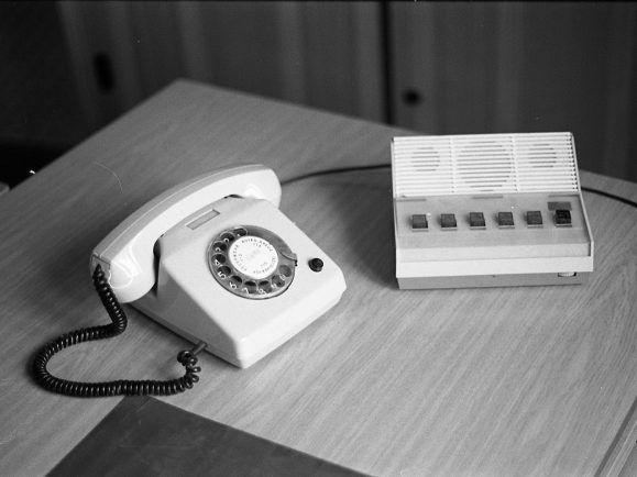 Überwachung durch die Stasi