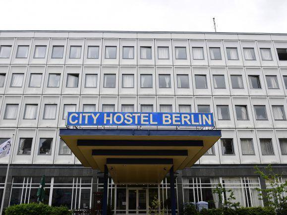 (Noch) Kein Fall für das FBI: Das Cidy Hostel in Berlin.