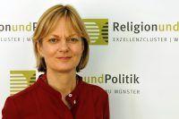 Linda Woodhead ist Religionssoziologin an der Lancaster University. Dieses Jahr forscht sie an der Westfälischen Wilhelms-Universität Münster