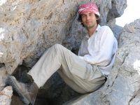 Daniel Richter vom Max-Planck-Institut für evolutionäre Anthropologie hat die Funde des Homo Sapiens datiert..