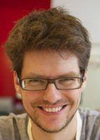 Philipp Gunz vom Max-Planck-Institut für evolutionäre Anthropologie EVA.