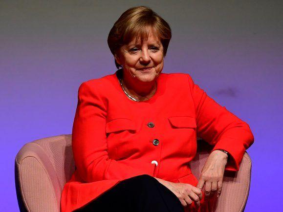 """Die """"Ehe für alle"""" wird kommen. Kanzlerin Angela Merkel vollzog im BRIGITTE LIVE-Talk den geschickten Kurswechsel."""