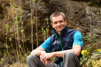 Kletterprofi Guido Köstermeyer gibt sein Wissen gern an die nächste Generation weiter.
