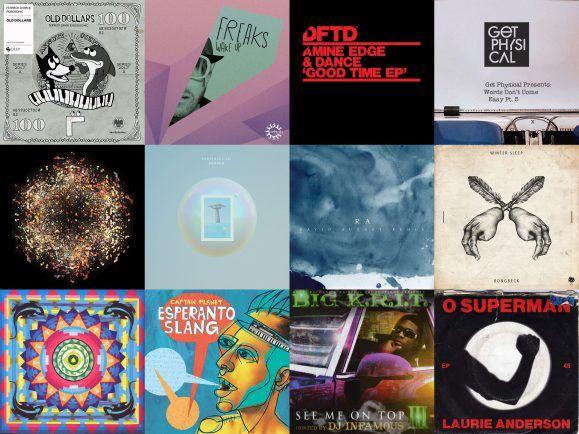 Kollaborationen, ein Hip Hop-Classic und aktuelle Clubtracks hat Cord Labuhn von Robosonic für den MiXery-Plattenkoffer ausgewählt.  Collage: detektor.fm