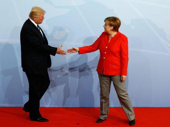transatlantische Beziehung