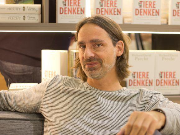 Richard David Precht (Foto: Merten Waage)