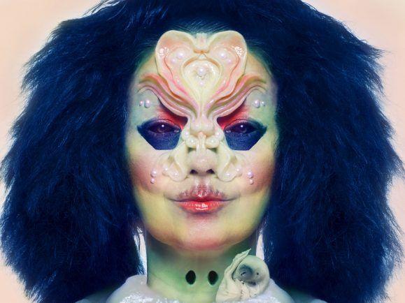 Hat ein Flötenensemble gegründet: Björk. Foto: Embassy Of Music