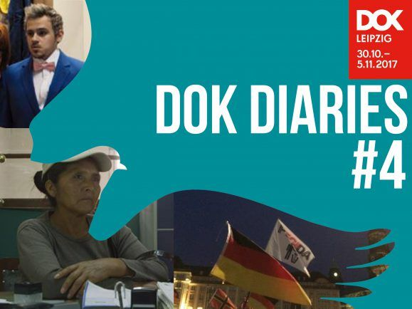 DOK Diaries - Talking Money, Montags in Dresden, Call Me Tony