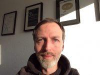 Tomas Rudl von der Platform netzpolitik.org.