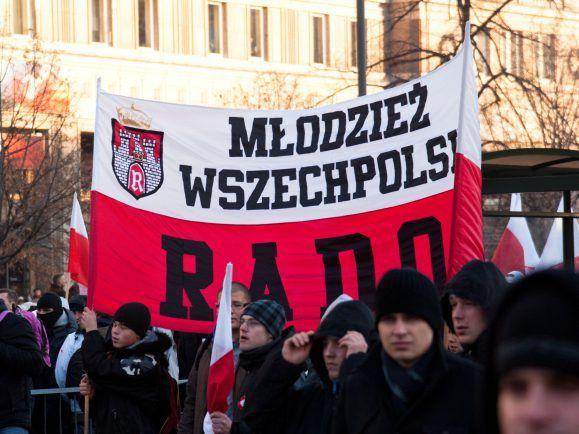 Rechtsextreme Polen