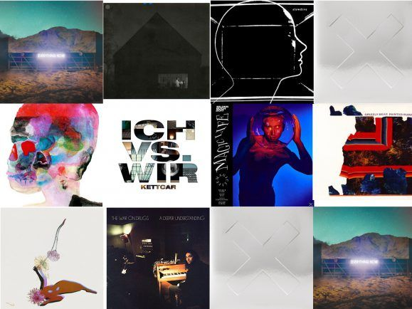 Die Top 10 2017. Collage: detektor.fm