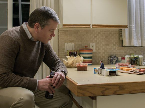 "Matt Damon im Film ""Downsizing"""
