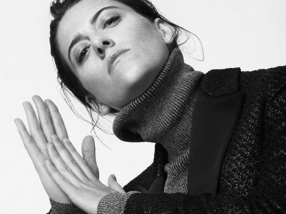 Zurück in neuem Popgewand: Kat Frankie.  Foto: Sabrina Theissen, Grönland Records