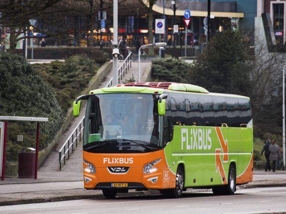 Deutsche Bahn konkurriert mit Flixbus