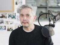 André Kubiczek im detektor.fm-Studio.